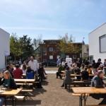 Vor dem Muckerhaus (Bild: Freischlad + Holz)